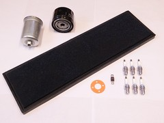 Speed 6 engine service kit