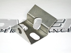 Bonnet lock pin bracket