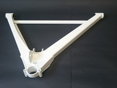 Wishbone lh front lower