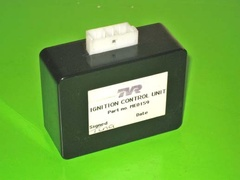 Ignition control box