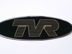 BONNET BADGE 140MM