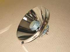 Head lamp reflector