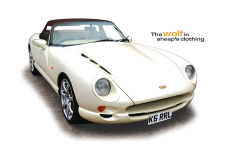 Press Release - Tvr Power 4.0 Litre Rv8 Turbocharged