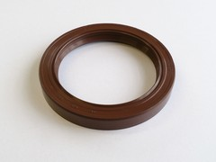 Front crank oil seal