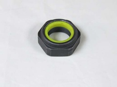 Wheel bearing hub nut (yellow)