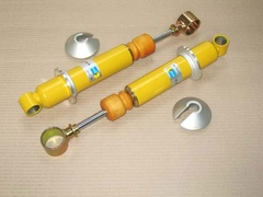 Sagaris rear shock absorber
