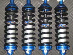 GAZ Gold pro shock absorber kit