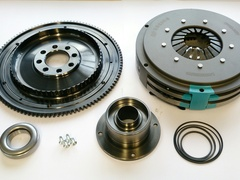 AP Racing clutch kit & light weight flywheel & Slave kit
