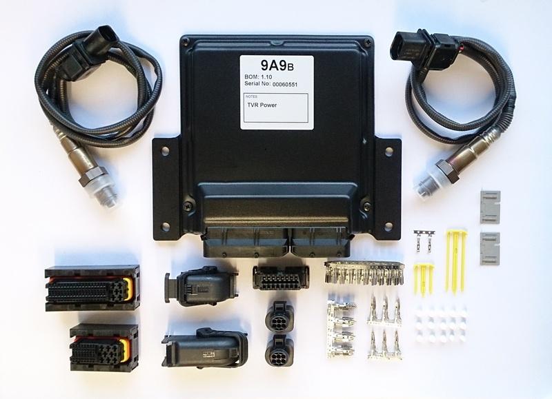 tvr powers performance servicing center parts uk store ajp mbe ecu system. Black Bedroom Furniture Sets. Home Design Ideas