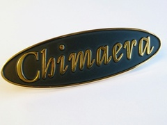 Chimaera badge (gold)