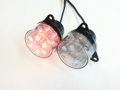 HELLA LED TAIL LAMP