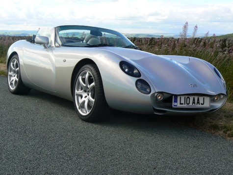 TVR TUSCAN 2 CONVERTIBLE