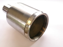 Speed Six Catalytic Converter