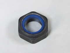 Wheel bearing hub nut (blue)