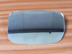 Mirror glass lh non heated