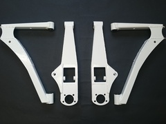 FRONT WISHBONE KIT