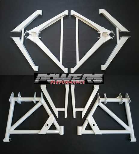 COMPLETE TVR WISHBONE KIT