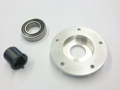 STEERING COLUMN BULKHEAD BEARING & HOUSING