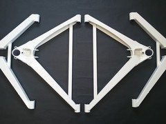 FRONT WISHBONE SET
