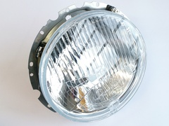 H4 HEADLAMP LEFT HAND DRIVE