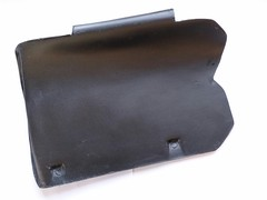 WHEEL ARCH BATTERY COVER
