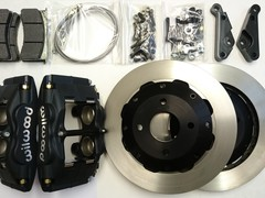 Wilwood brake upgrade kit