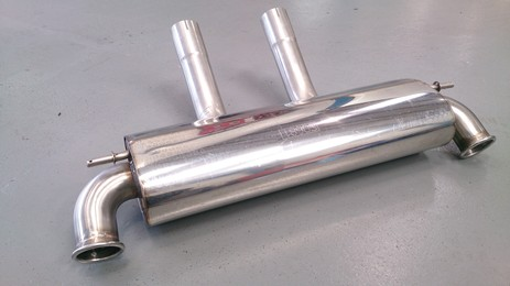 LARGE BORE EXHAUST