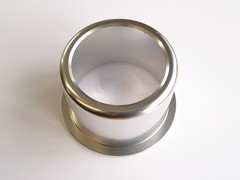 FRONT CHROME LAMP RING