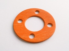 Oil tank filter gasket