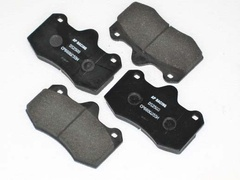Front brake pads (DS2500)