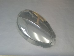 Front head lamp lens (RH) Tinted