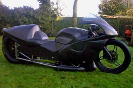 tvr power - pro bike